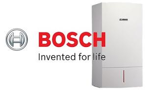 Bosch katilų taisymas Vilniuje